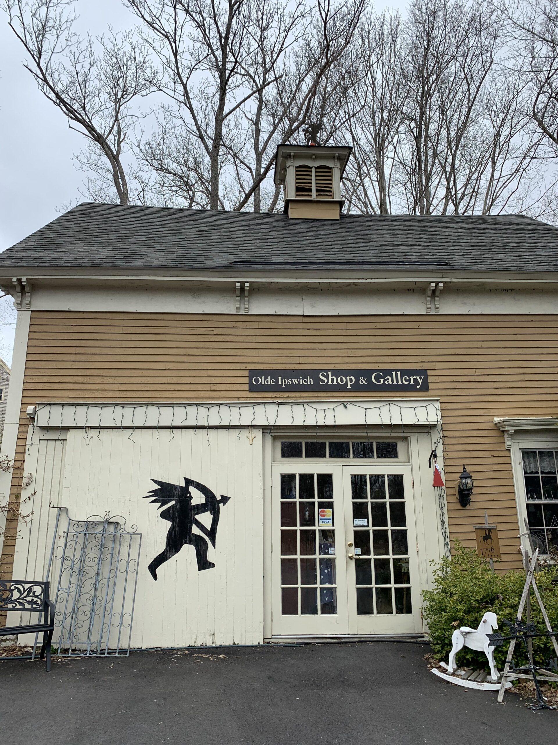 Olde Ipswich Shop & Gallery